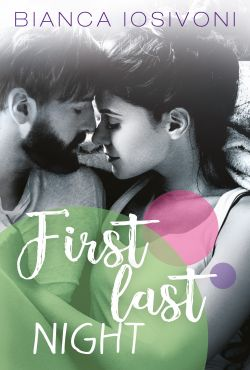 Okładka książki - First Last Night