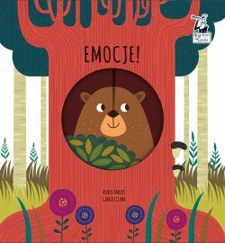 Okładka książki - Emocje! Magiczne koło. Kapitan Nauka