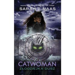 Okładka książki - Catwoman Złodziejka dusz