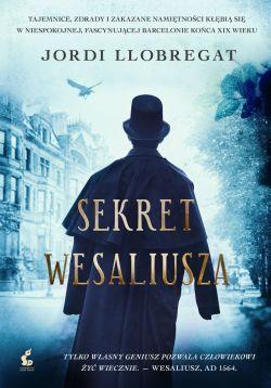 Okładka książki - Sekret Wesaliusza