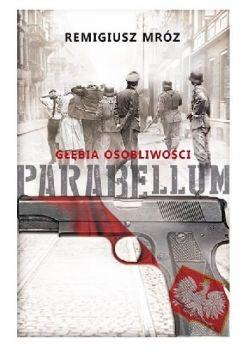 Okładka książki - Parabellum (#3). Głębia osobliwości