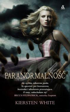 Okładka książki - Paranormalność