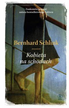 Okładka książki - Kobieta na schodach