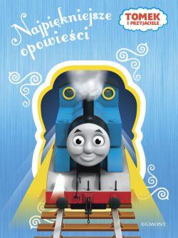 Okładka książki - Tomek i przyjaciele. Najpiękniejsze opowieści