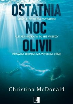 Okładka książki - Ostatnia noc Olivii