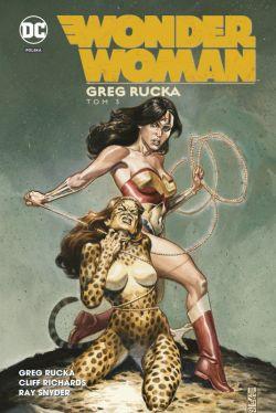 Okładka książki - Wonder Woman. Tom 3