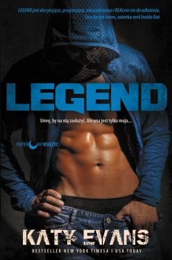 Okładka książki - Legend