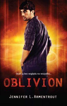 Okładka książki - Oblivion