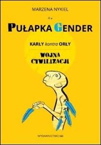 Okładka książki - Pułapka Gender