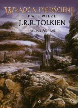 Okładka książki - Dwie wieże