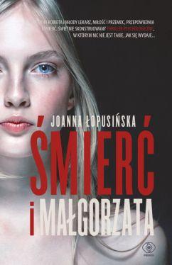 Okładka książki - Śmierć i Małgorzata