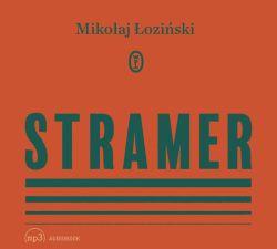 Okładka książki - Stramer. Audiobook
