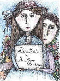 Okładka książki - Pamiętnik z Aniołem Stróżem