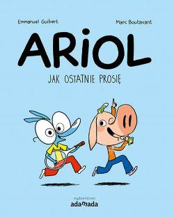 Okładka książki - Ariol. Jak ostatnie prosię