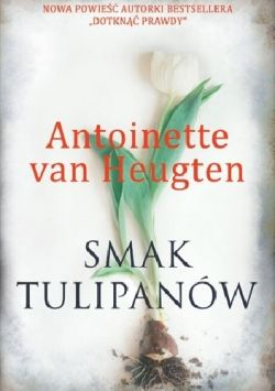 Okładka książki - Smak tulipanów