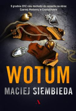 Okładka książki - Wotum
