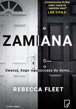 Okładka książki - Zamiana