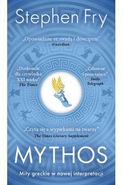 Okładka książki - Mythos