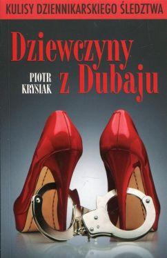 Okładka książki - Dziewczyny z Dubaju