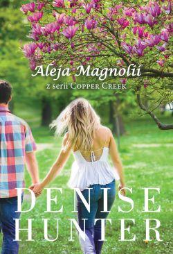 Okładka książki - Aleja Magnolii
