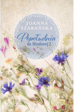 Okładka książki - Popołudnia na Miodowej