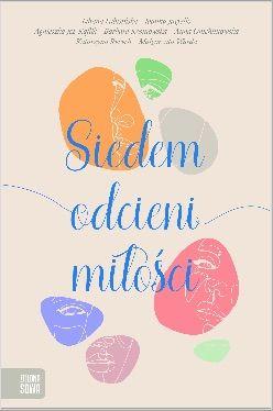 Okładka książki - Siedem odcieni miłości