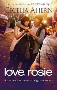 Okładka książki - Love, Rosie