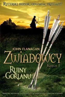 Okładka książki - Ruiny Gorlanu