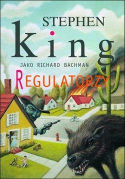 Okładka książki - Regulatorzy