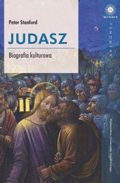 Okładka książki - Judasz. Biografia kulturowa