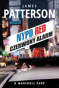 Okładka książki - NYPD RED. Czerwony alarm