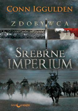Okładka książki - Srebrne Imperium
