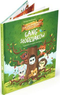 Okładka książki - Gang słodziaków
