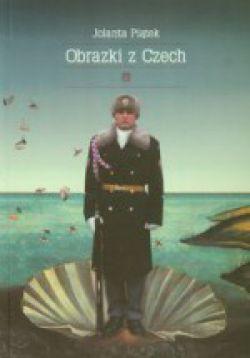 Okładka książki - Obrazki z Czech