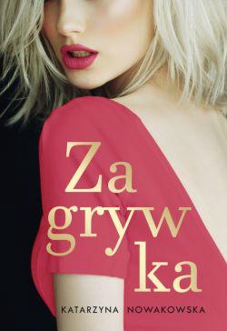 Okładka książki - Zagrywka