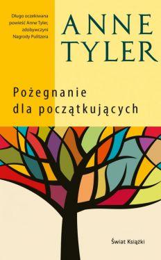Okładka książki - Pożegnanie dla początkujących