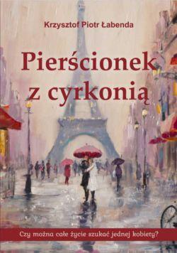 Okładka książki - Pierścionek z cyrkonią
