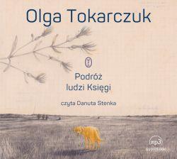 Okładka książki - Podróż ludzi Księgi. Audiobook