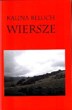 Okładka książki - Wiersze