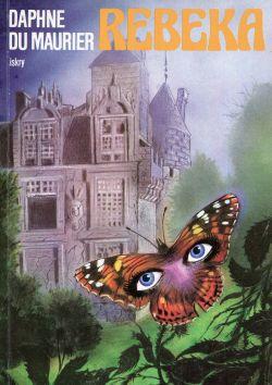 Okładka książki - Rebeka