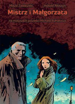 Okładka książki - Mistrz i Małgorzata. Komiks