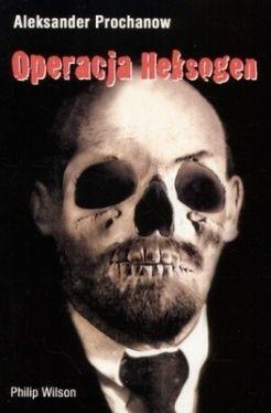Okładka książki - Operacja Heksogen