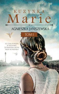 Okładka książki - Kuzynka Marie