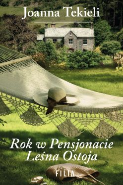 Okładka książki - Rok w Pensjonacie Leśna Ostoja