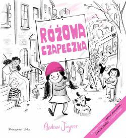 Okładka książki - Różowa czapeczka