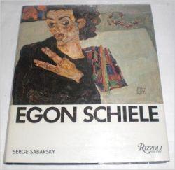 Okładka książki - Egon Schiele: Katalog wystawy, Pałac Sztuki grudzień 1996 - styczeń 1997