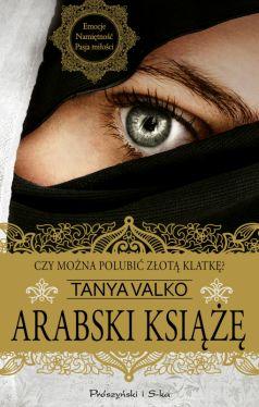 Okładka książki - Arabski książę