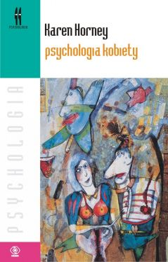 Okładka książki - Psychologia kobiety