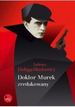 Okładka książki - Doktor Murek zredukowany