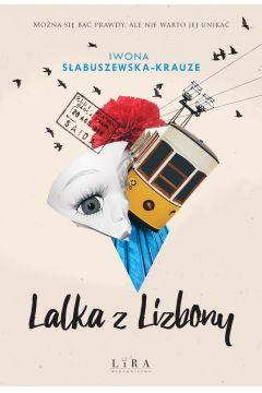 Okładka książki - Lalka z Lizbony